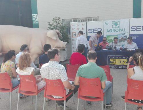 (Español) Los 25 años de Agropal en Hoy por Hoy Huesca