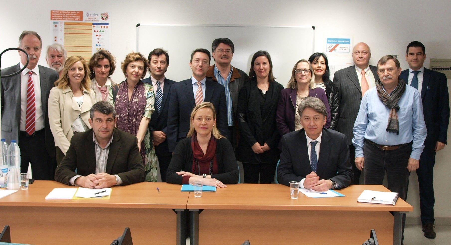 (Español) Reunión de FEPEA con Consejera de Economía Gobierno de Aragón