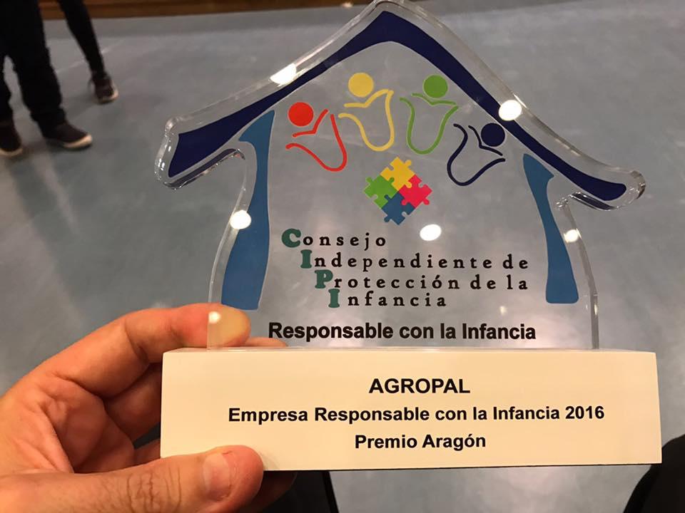 (Español) Gala premios Empresas responsables con la Infancia #Infancia20N