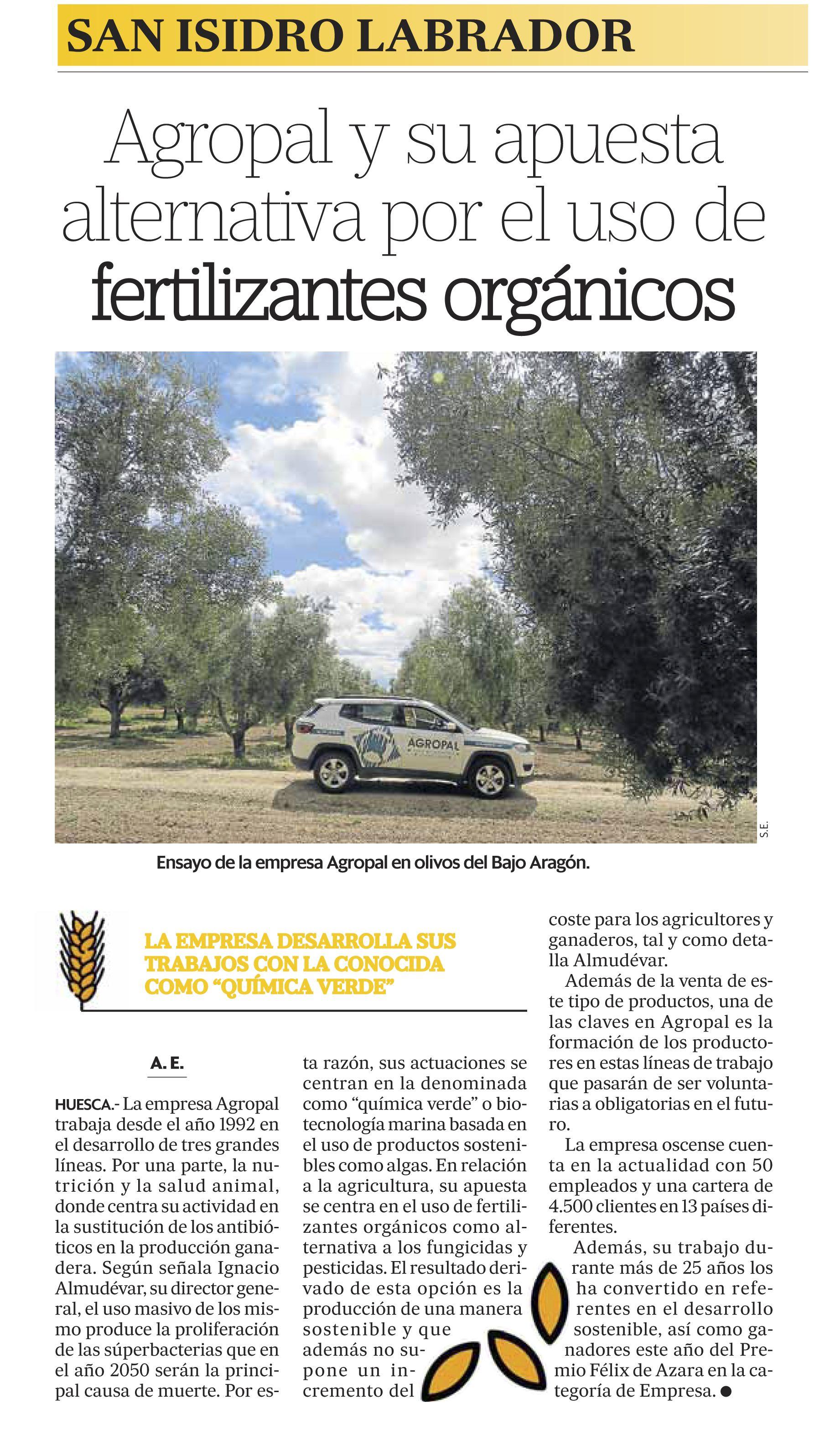 (Español) SAN ISIDRO 2019